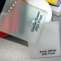 Perspex Frost - cast colours 3 mm